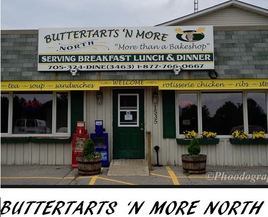 Butter Tarts N' More North