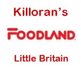 Little Britain Foodland