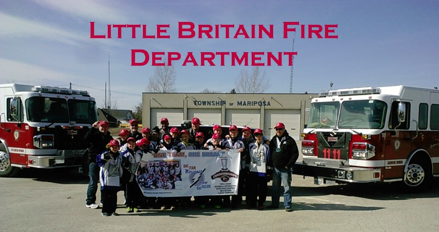Little Britian Fire Dept.