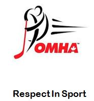 Logo for OMHA Respect In Sport