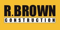 R Brown Construction
